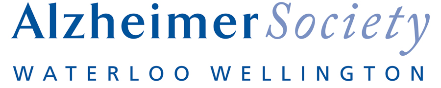 Alzheimer Society Waterloo Wellington logo