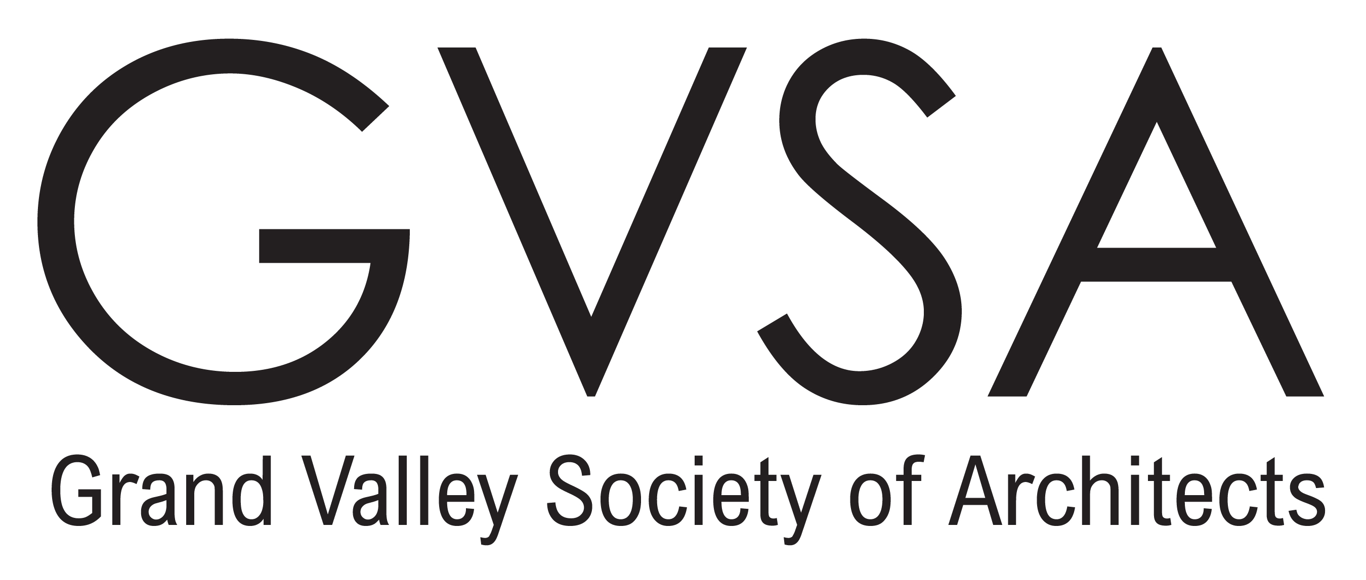 Grand Valley Society of Architects logo