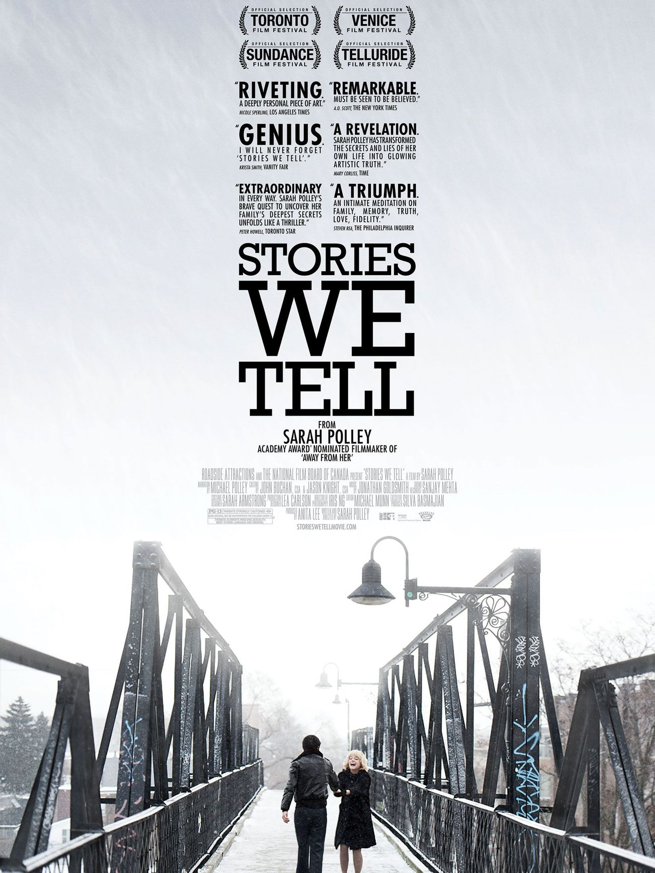 Film poster for Stories We Tell