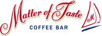 Matter of Taste Coffee Bar logo